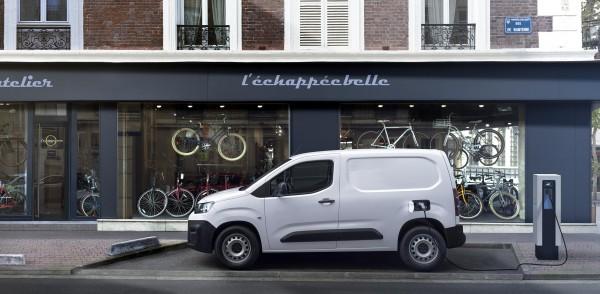 CITROEN e-Berlingo ergänzt Transporter-Leasing