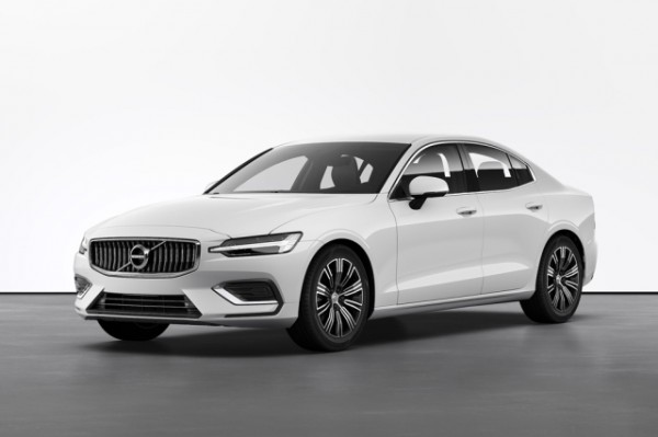 VOLVO S60 T8 Recharge AWD Geartronic RDesign: Leasing-Angebote für Gewerbe