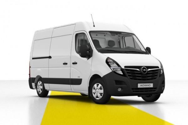 """""""OPEL Movano 2.3 D L2H2 2WD VA"""" im Leasing - jetzt """"OPEL Movano 2.3 D L2H2 2WD VA"""" leasen"""