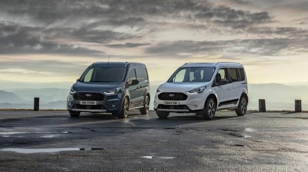 Geräumiges Van-Leasing mit SUV-Styling