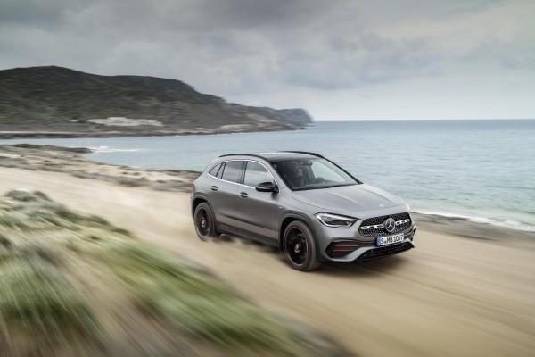 Lifestyle-SUV zu leasen: Der neue MERCEDES-BENZ GLA
