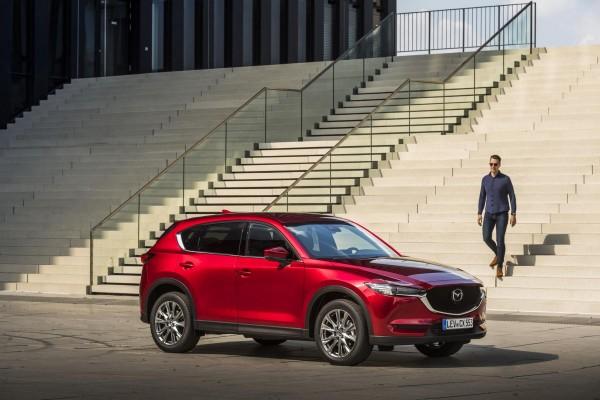 Mazda CX-5 Leasing: Leicht modernisiert ins neue Modelljahr