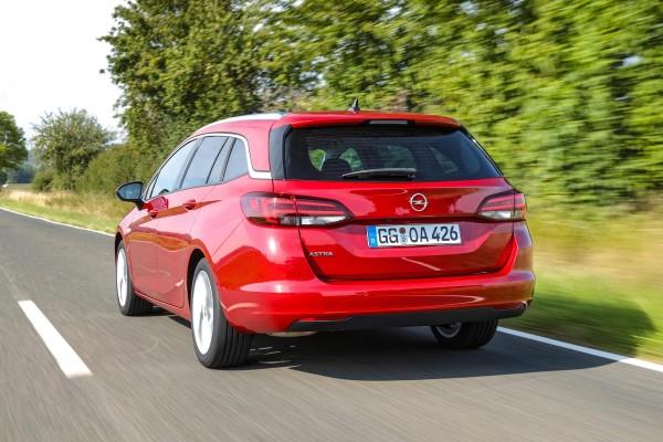 Reibungslos leasen: OPEL Astra jetzt mit stufenlosem Getriebe