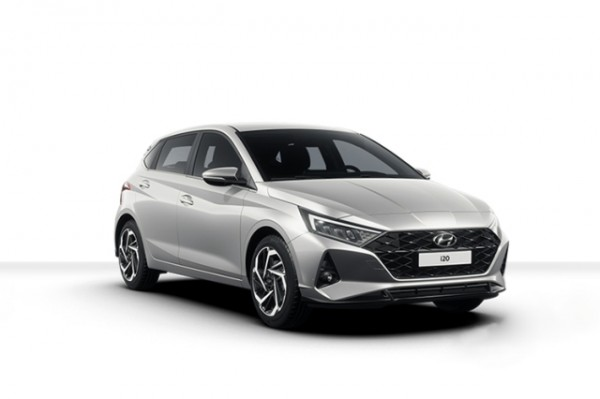 HYUNDAI i20 1.0 T-GDI 48V-Hybrid DCT Trend: Leasing-Angebote für Gewerbe