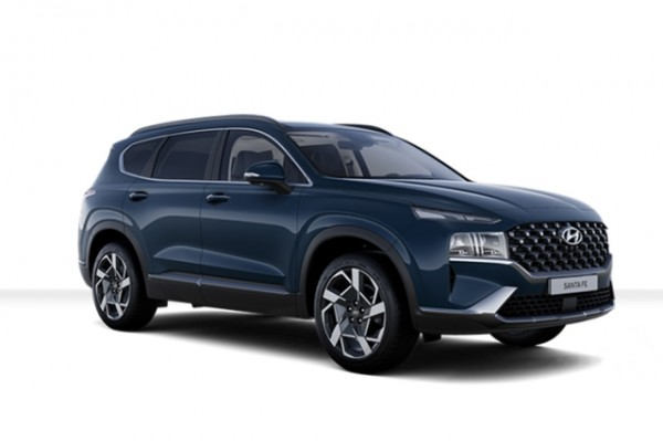 HYUNDAI SANTA FE 2.2 CRDi 4WD SEVEN Signature: Leasing-Angebote für Gewerbe