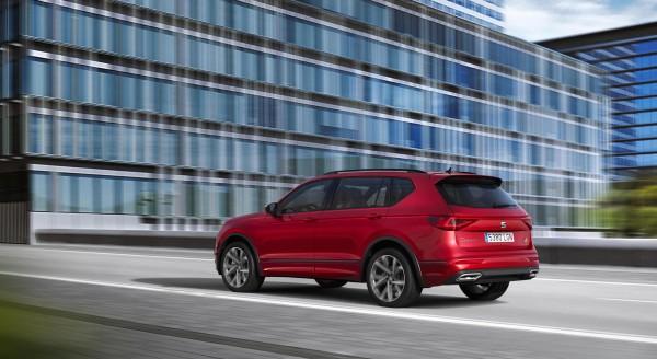 SEAT Tarraco mit neuem 245-PS-Motor zu leasen