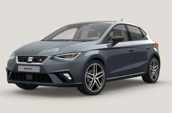 SEAT Ibiza FR BEATS 1.5 TSI S&S DSG: Leasing-Angebote für Gewerbe