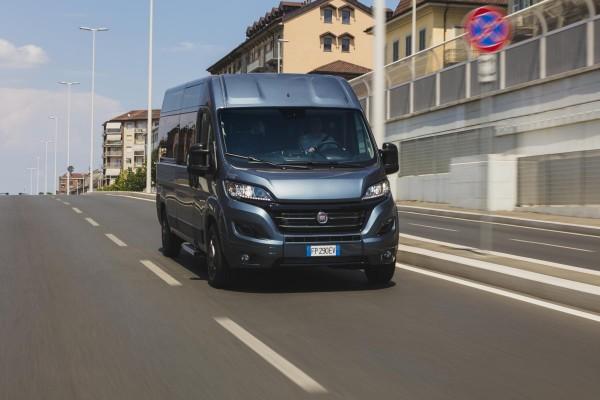 FIAT Ducato: Marktführer im Transporter-Leasing