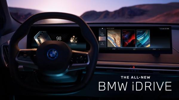 Neue iDrive-Generation im BMW-Leasing