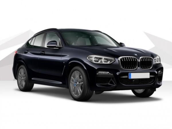 BMW X4 xDrive30d Aut. M Sport: Leasing-Angebote für Gewerbe