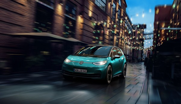 Volkswagen ID.3 ab sofort im Leasing bestellbar