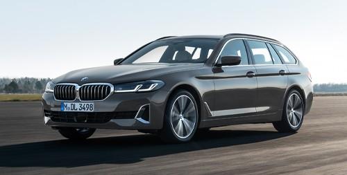 BMW überarbeitet die 5er-Business-Modelle. Wichtigste Neuerung im Fuhrparkleasing: zusätzliche Plug-in-Motoren mit Steuervorteil