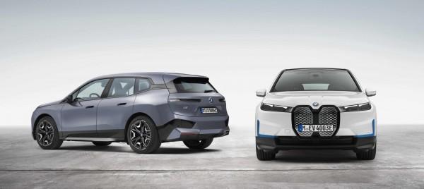 Leasen des BMW iX ab Ende des Jahres