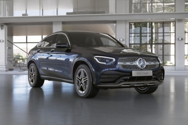 MERCEDES-BENZ GLC-Coupe 220 d 4Matic 9G-TRONIC AMG Line: Leasing-Angebote für Gewerbe