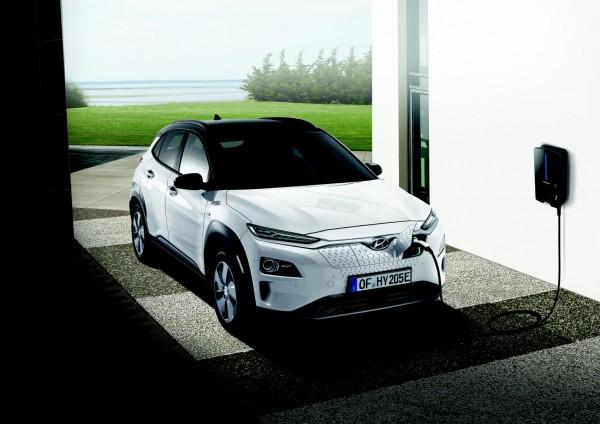 HYUNDAI-E-Auto inklusive Wallbox leasen