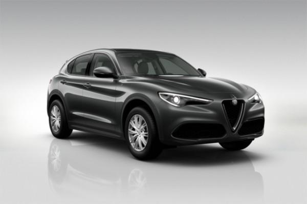 ALFA ROMEO Stelvio 2.2 Diesel 16V AT8 Q4 Lusso Ti: Leasing-Angebote für Gewerbe