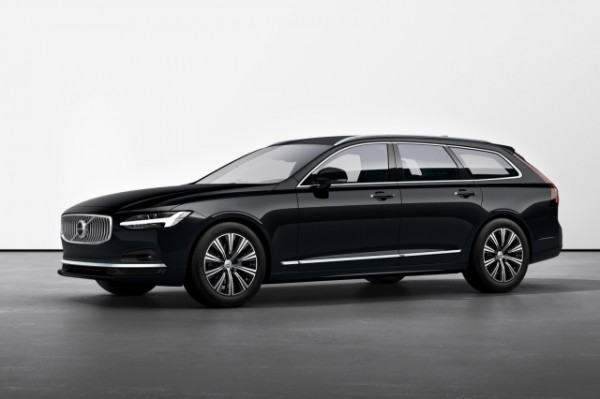 VOLVO V90 T6 Recharge AWD Geartronic Inscription Express: Leasing-Angebote für Gewerbe