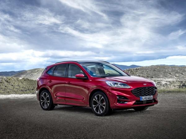 Ford Kuga: Hybrid und einige mehr im Leasing