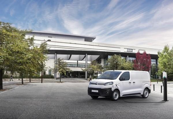 Citroën e-Jumpy jetzt im Leasing bestellbar
