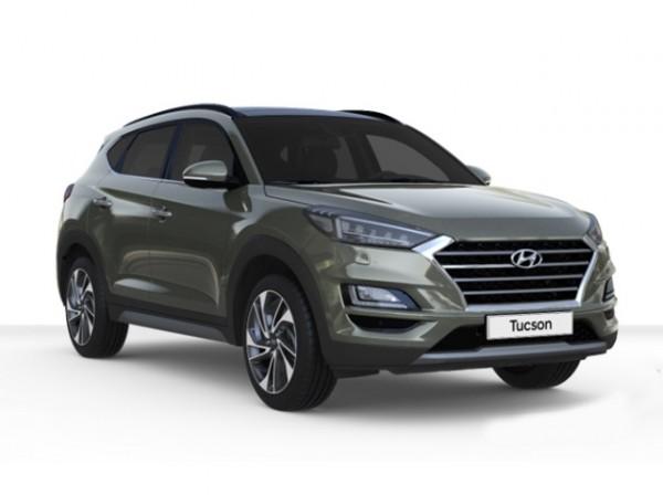 HYUNDAI Tucson blue 1.6 CRDi 2WD Trend: Leasing-Angebote für Gewerbe