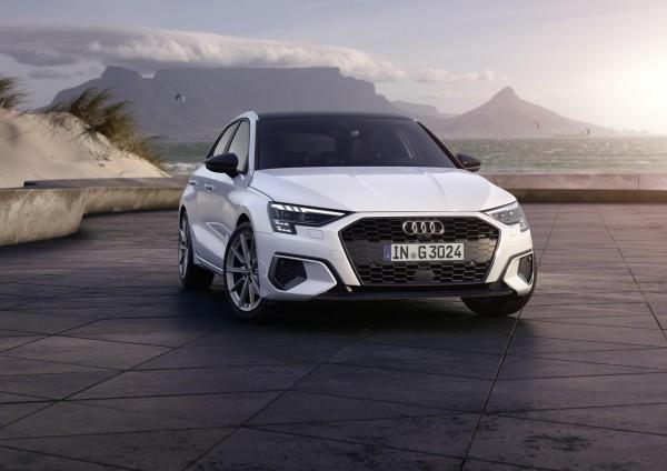 CNG-Leasing: Der neue AUDI A3 Sportback 30 g-tron