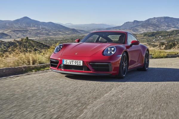 Eigenständig und dynamischer: Das neue PORSCHE 911 GTS Leasing