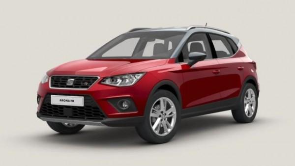 SEAT Arona FR 1.0 TSI OPF: Leasing-Angebote für Gewerbe