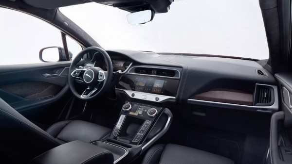 Sci-Fi im Jaguar-Leasing: Kontaktloses Touchscreen