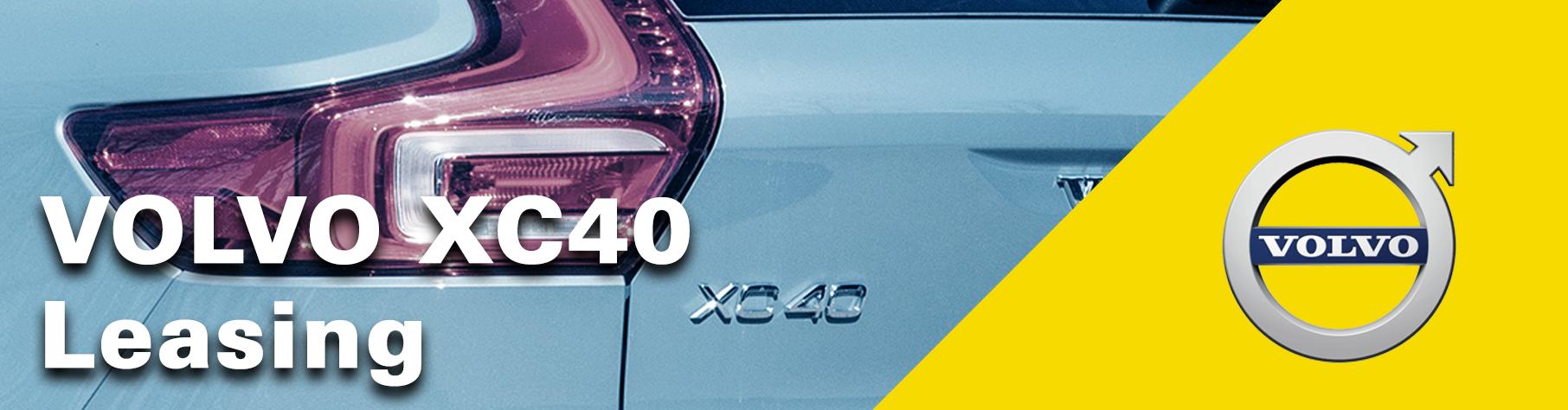VOLVO XC40 Leasing - Momentum Pro - Begrenzte Stückzahl