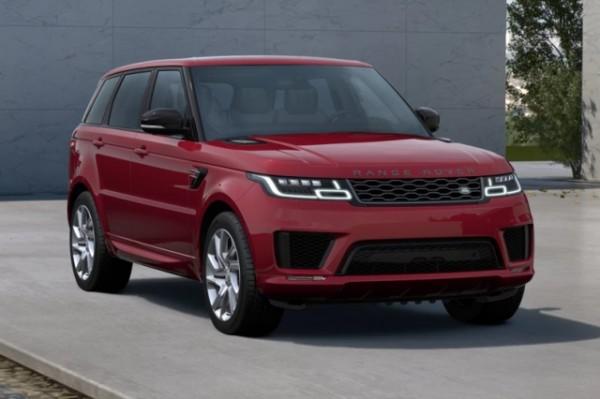 LAND ROVER Range Rover Sport D300 HSE Dynamic: Leasing-Angebote für Gewerbe