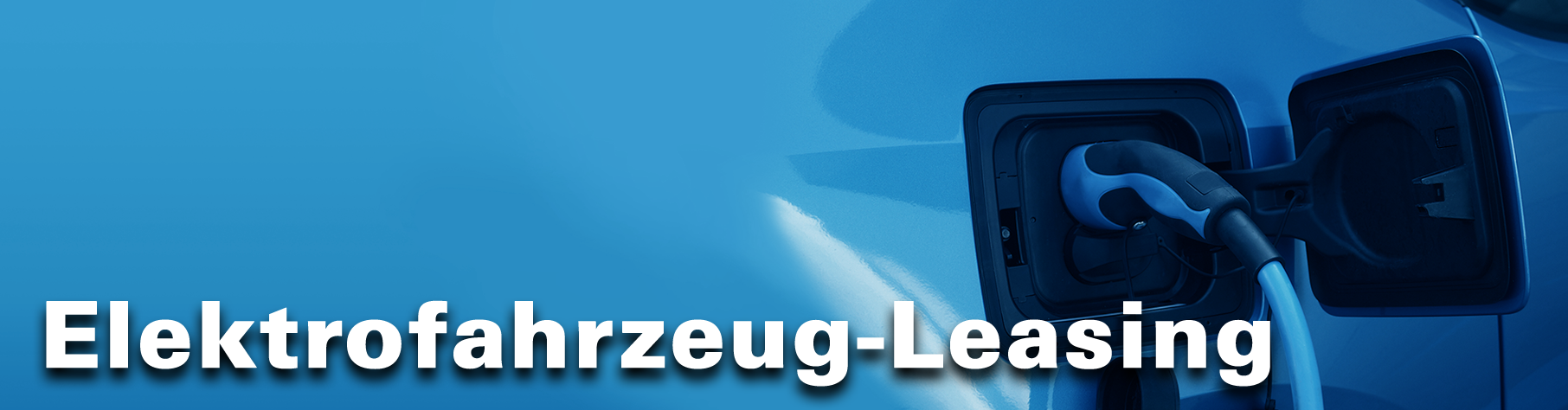 Unsere aktuellen Leasing-Angebote für Elektro-Fahrzeuge