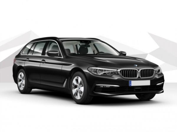 BMW 520d Touring Aut.: Leasing-Angebote für Gewerbe