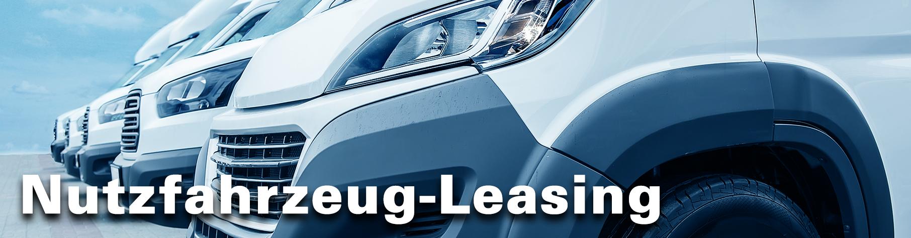 Unsere aktuellen TOP-Leasing-Angebote für Nutzfahrzeuge