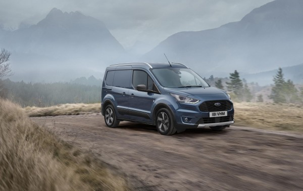 FORD Transit Connect: +Nutzlast&-Verbrauch= TOP-Leasing