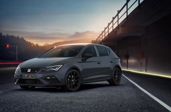 Black Edition im SEAT-Leasing