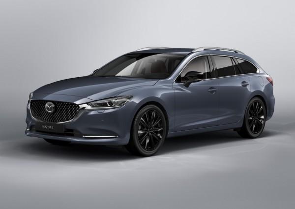 Feintuning für's Leasen des Mazda 6 Kombi