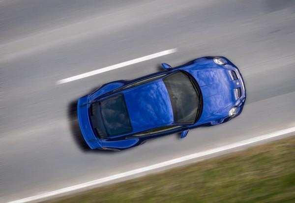 PORSCHE 911 GT3 wieder mit Touring-Paket zu leasen