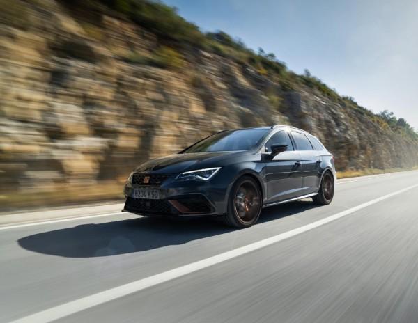 SEAT Leon Cupra R ST: 300 PS und Allrad im Leasing
