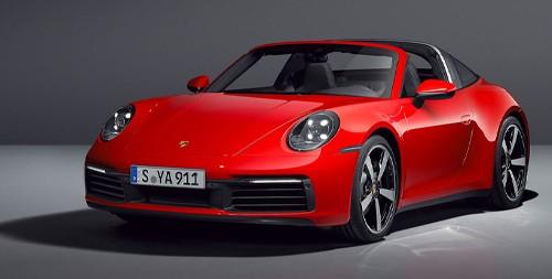 Neue Porsche-Modelle 911 Targa 4 und Targa 4S vorgestellt - ab sofort im Leasing erhältlich