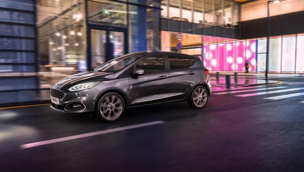 FORD Fiesta und Puma Leasing bekommen 7-Gang-Doppelkupplungsgetriebe