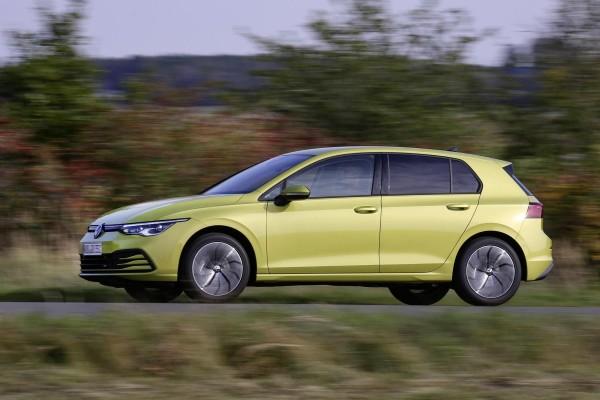 CNG-Leasing: Neuer VW Golf jetzt auch als Erdgas zu leasen