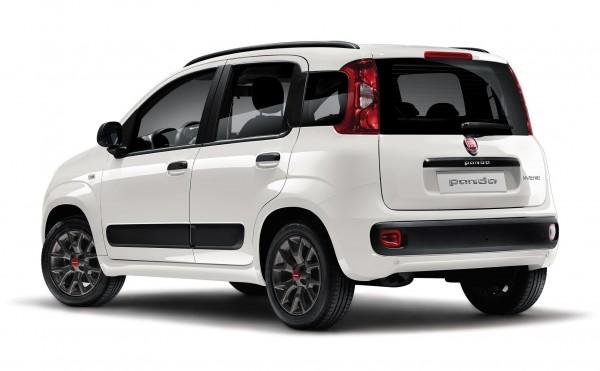 FIAT Panda neu in der Urban Hybrid Leasingversion