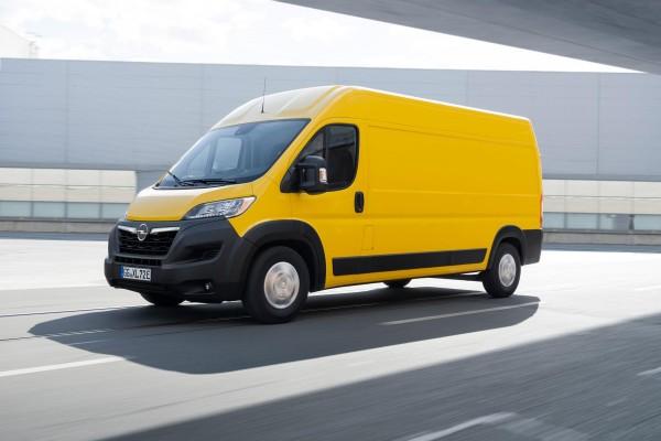 Alles neu beim OPEL Movano Transporter-Leasing