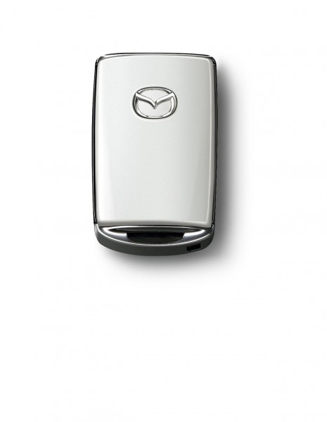 Autoschlüssel beim MAZDA-Leasing jetzt auch in Wagenfarbe