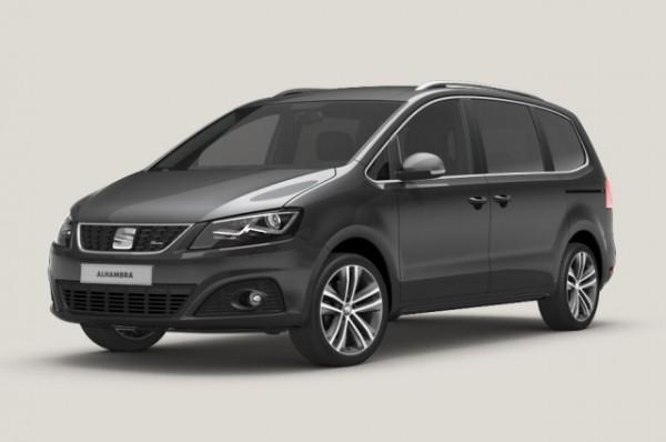 SEAT Alhambra 2.0 TDI S&S DSG FR-LINE: Leasing-Angebote für Gewerbe