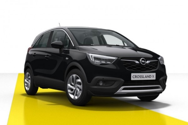 """OPEL Crossland X 1.2 Start/Stop Innovation"" im Leasing - jetzt ""OPEL Crossland X 1.2 Start/Stop Innovation"" leasen"