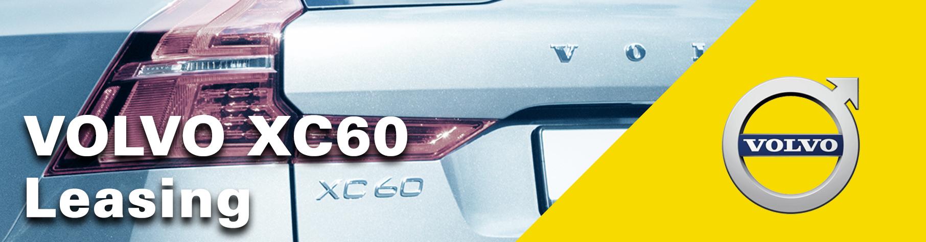 VOLVO XC60-Leasing für Ihr Business - Unsere VOLVO XC60-Leasing-Bestseller
