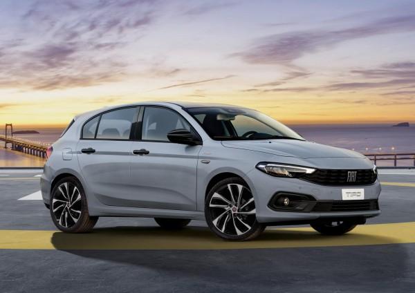FIAT Tipo-Leasing wird erweitert