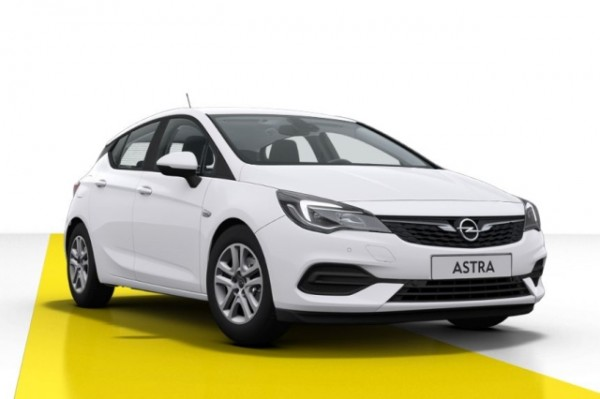 OPEL Astra 1.4 Turbo Start/Stop Automatik Design&Tech: Leasing-Angebote für Gewerbe