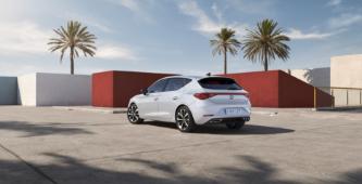 SEAT Leon wieder als CNG zu leasen